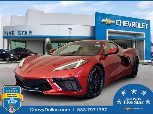 Used Chevrolet Corvette Carrollton Tx